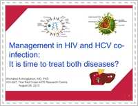 Management in HIV and HCV co-infection: Is it time to treat both diseases?