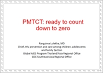 PMTCT: ready to count down to zero