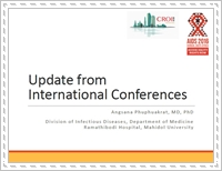 Updates from International Conferences