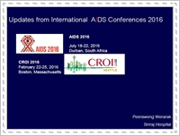 Updates from international AIDS conferences 2016