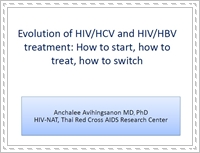 Evolution of HIV/HCV and HIV/HBV treatment: How to start, how to treat, how to switch